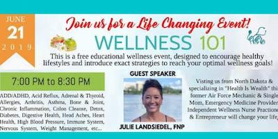 Wine & Wellness Event
