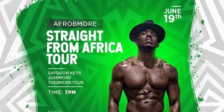 Afrobmore - Straight from Africa Tour  tickets