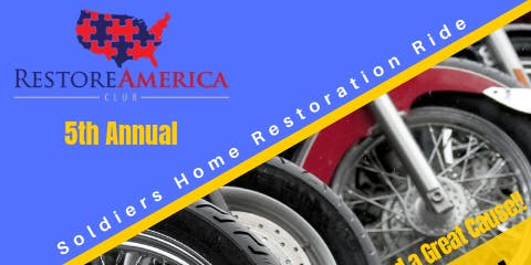 5th Annual Soldiers Home Restoration Ride & Orting Rock Festival
