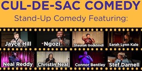 Cul-de-Sac Stand-Up Comedy Show (16+) tickets