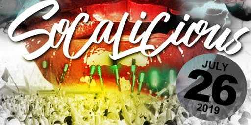 Socalicious - The Rotterdam Pre Carnival Party (D ALL WHITE EDITION)