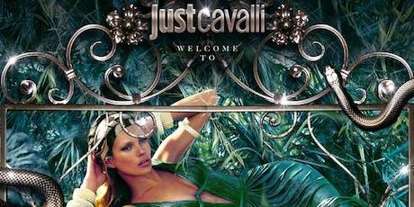 Just Cavalli Milano-LISTA CUGINI +393382724181 | Venerdì 21 Giugno biglietti