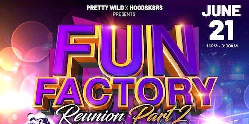 Fun Factory Reunion pt 2