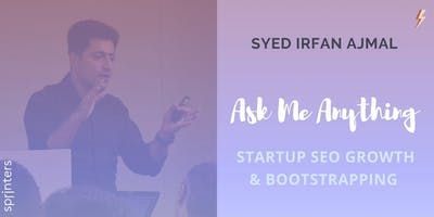 Startup SEO Growth & Bootstrapping with a Digital Marketer and Forbes Columnist