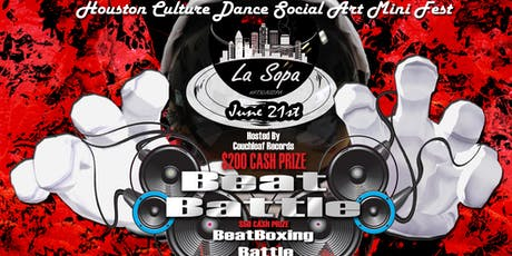 La Sopa - Beat Battles tickets