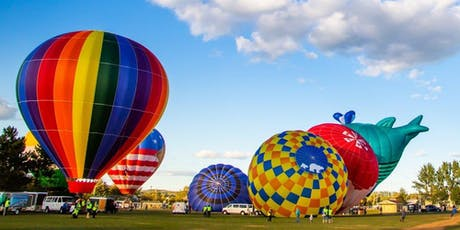 Boston Photography Workshops Day Trips: NE Balloon Fest in Northampton, MA tickets