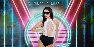 "Venerdi 02 Agosto - ""The Friday Night"" Venerdi Pineta Milano Marittima"