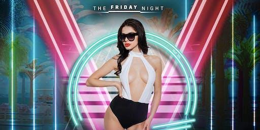 """Venerdi 28 Giugno - """"The Friday Night"""" Venerdi Pineta Milano Marittima"""