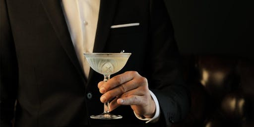 Casino Royale 4th Annual Patio Martini Party A Dapper Affair