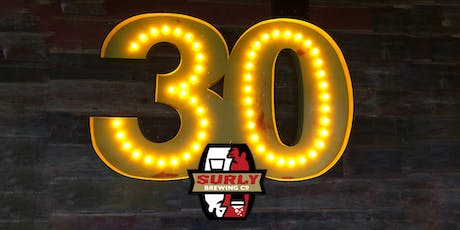 30hop Cedar Rapids Beer Dinner Featuring Surly Brewing Co. tickets