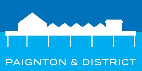 Paignton & District Chamber of Commerce Business Breakfast tickets