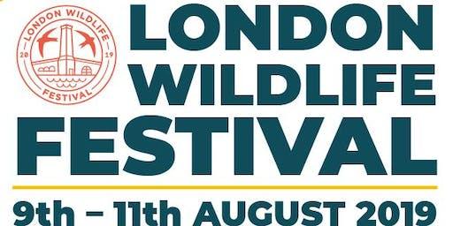 Garden Bathing Workshop at London Wildlife Festival