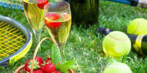Strawberries, Champagne and Wimbledon