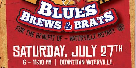 Blues, Brews & Brats tickets