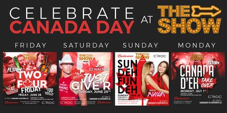 Canada Day Weekend Headquarters tickets