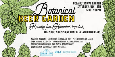 Botanical Beer Garden
