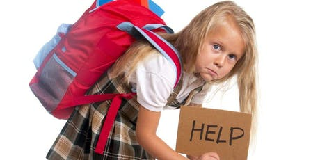 Prepare Your Kids For School - Backpack Checks, Posture Help, and Healthy Jeopardy tickets