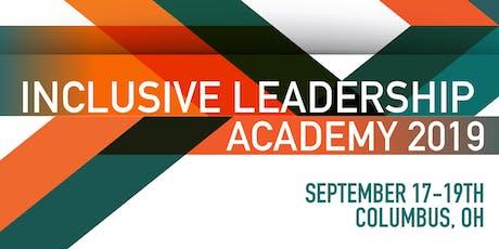 Inclusive Leadership Academy 2019 tickets