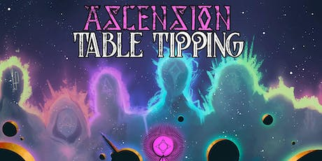Ascension Table Tipping- (In-Person Ticket) tickets