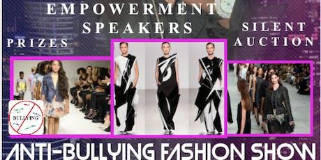 Masquerade Art & Anti-Bullying Fashion Show tickets