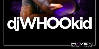 DJ Whoo Kid @ Haven Nightclub AC July 27