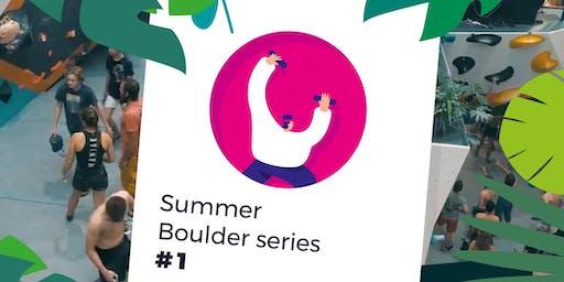 Summer Boulder series #1