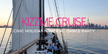KizzMe Cruise CIVIC HOLIDAY Bachata Kizomba Dance Party tickets