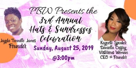 3rd Annual Hats & Sundresses Celebration tickets