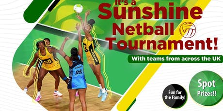 Sunshine Girls Netball Tournament - Meet Jamaica's Senior Netball Team tickets