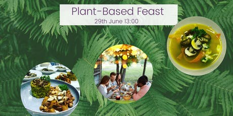 Plant-Based Feast tickets