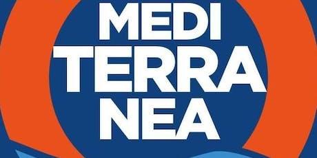 Cena per Mediterranea saving humans biglietti