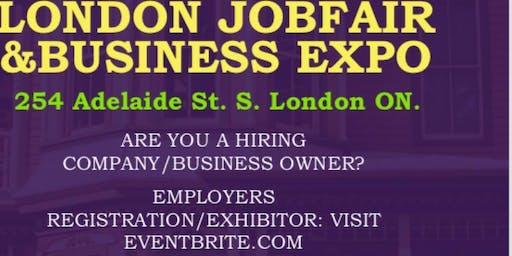 JOB FAIR & BUSINESS EXPO LONDON