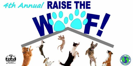 4th Annual Raise the Woof!
