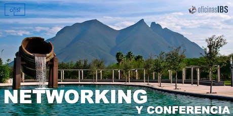 "Networking especial Monterrey IBS - ""Do you speak Business?"" tickets"