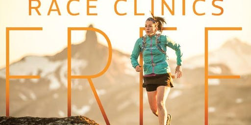 The North Face Valley to Peak Run Clinics
