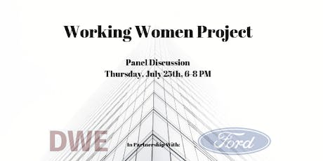Working Women Project - Panel Discussion - Dallas tickets