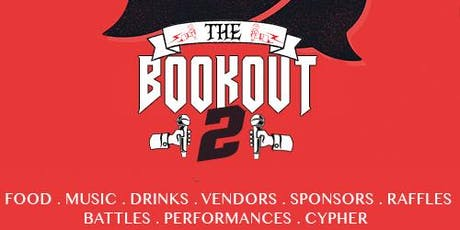 The BookOut 2  tickets