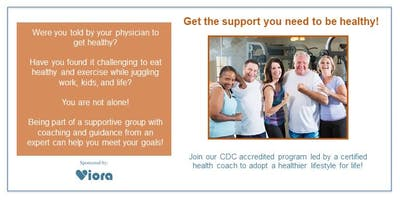 Healthy Lifestyle Change Program, Led by a Certified Health Coach