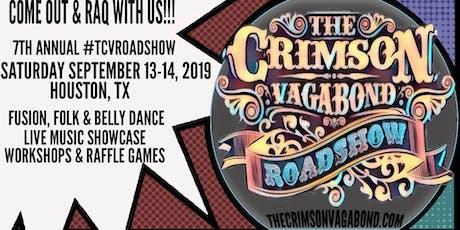The Crimson Vagabond Roadshow tickets