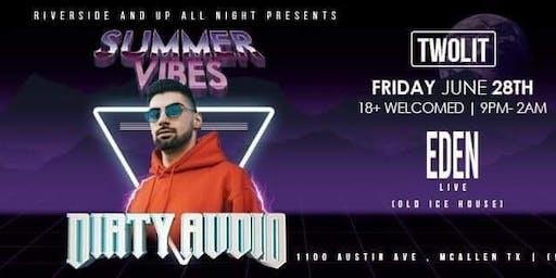 SummerVibes: Dirty Audio & Two Lit in McAllen Texas