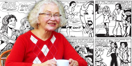 Diversity and Representation in Graphic Novels with Trina Robbins tickets