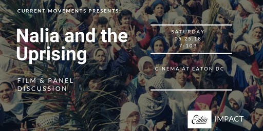 Current Movements Presents: NALIA & THE UPRISING- Film & Panel Discussion