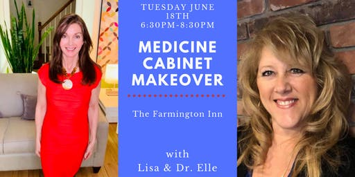 Wine & Wellness / Medicine Cabinet Makeover