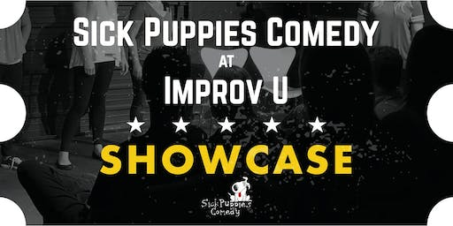 Sick Puppies Showcase at ImprovU