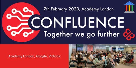 Byte The Book Confluence in Partnership with Google's Academy London tickets