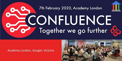 Byte The Book Confluence in Partnership with Google's Academy London