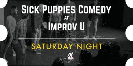 Sick Puppies Improv Comedy Show at ImprovU tickets