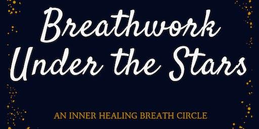 Breathwork Under the Stars in Kilmarnock Virginia