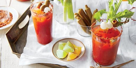 BRUNCH COCKTAIL HOUR: BLOODY MARYS (HANDS-ON!) tickets
