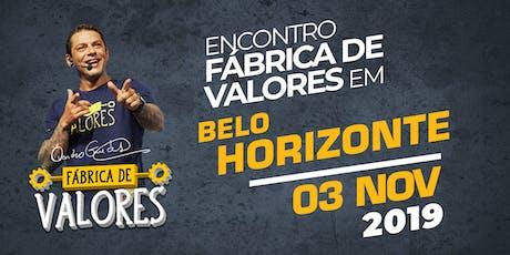 Encontro Fábrica de Valores - Belo Horizonte/MG ingressos